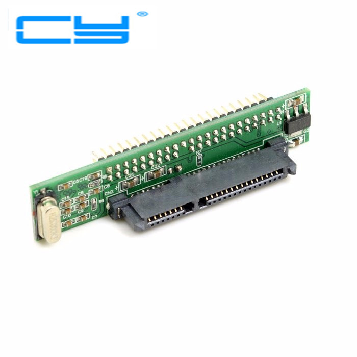 SATA Female to IDE 44Pin Adapter ide SATA IDE Adapter Converter PCBA for Laptop & 2.5 Hard Disk Drive sd memory card to ide 44 pin hard disk adapter creates a ssd solid state drive
