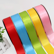 40mm Width Grosgrain Satin Ribbon Gift Wrap Decoration Christmas Ribbons
