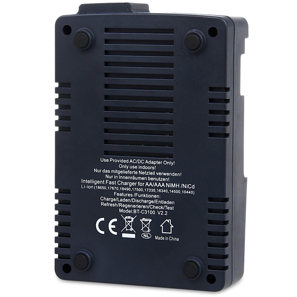 12v Nicad Battery Charger 200ma H