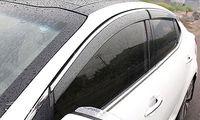 Window Visor Vent Shades Zon Rain Guard 4 Stuks Voor Kia Optima K5 2016 2017