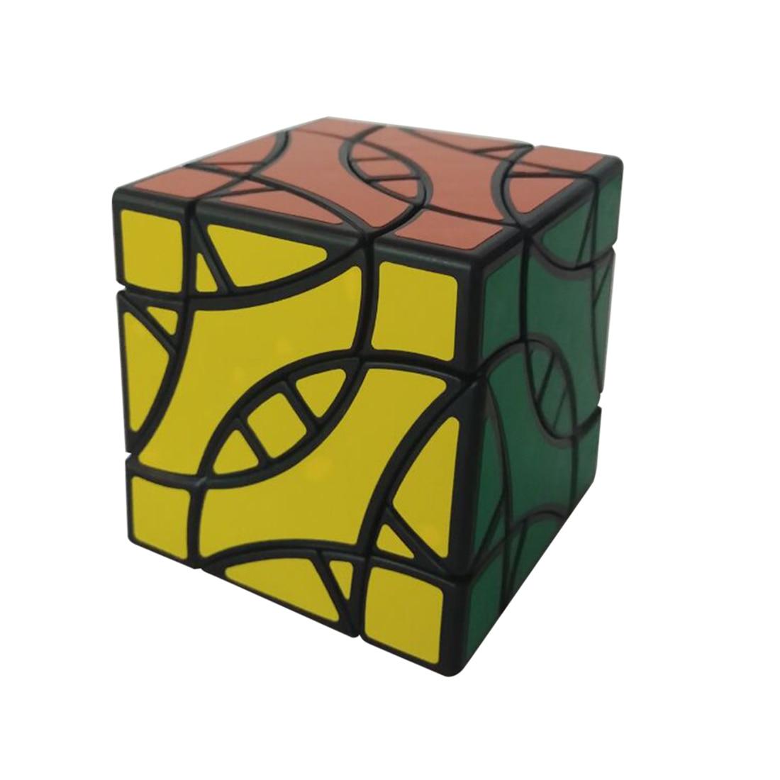 Surwish DaYan Inséparable Roi Oiseau Spécial En Forme de Cube Magique pour la Formation Du Cerveau