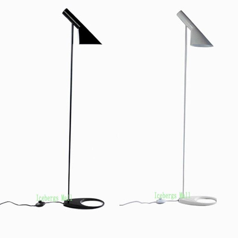 Demmark Conception lampadaire Woonkamer Standard Lumière E27 LED Métal lampes de sol pour le salon