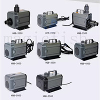 220 240V SUNSUN HQB2000 3500 aquarium water pump ,multi functional submersible pump fish tanklarge flow water pump