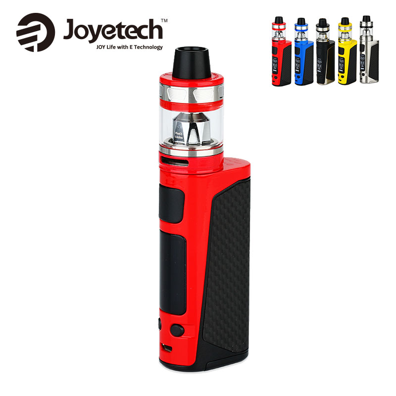 Original joyetech evic primo mini kit 80 W 4 ml procore Aries tanque e-cig vape Kit no 18650 batería vs joyetech espion/ego AIO Kit