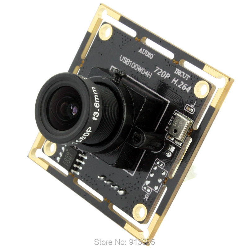 ELP 720p Hd CMOS OV9712 Sensor H.264 Video compression Android /Windows USB Camera Module for Video Surveillance ,free shipping iain richardson e the h 264 advanced video compression standard