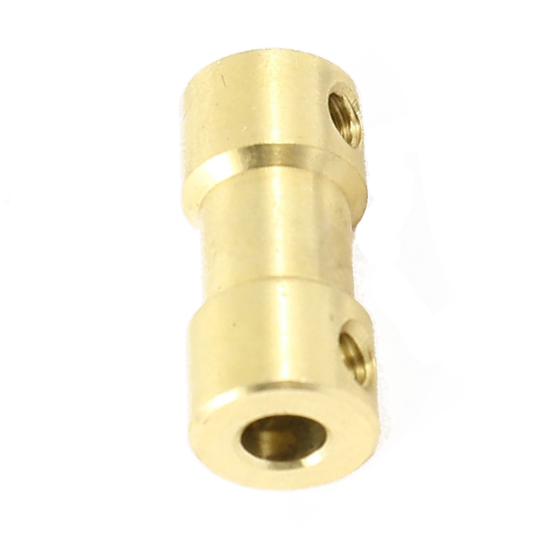 RC Airplane 3mm to 5mm Brass Motor Coupling Shaft Coupler Connector