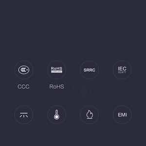 Image 3 - Hurtownie oryginalny Youpin Smart Downlight Wifi praca z Mi aplikacja domowa pilot biała i ciepła, jasna inteligentna zmiana światła