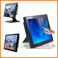 17 polegada Monitor de tela de toque, Monitores de computador, Lcd Touchscreen para POS Terminal