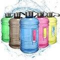 2.2L Envío BPA Gran Sport Training Viajes Bebida Tapa de la Botella de Agua Hervidor Jarra de Cubos