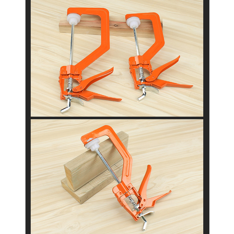 Us 8 04 18 Off Carpenter S Workshop Woodworking Clamp C Type Clip Woodworking Tools Fixture Clamping Device Fixed Clip In Clamps From Home