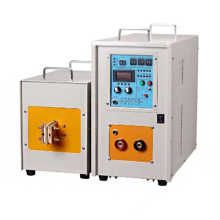 60KW High Frequency Induction Heater Furnace 30-80 KHz  LH-60AB