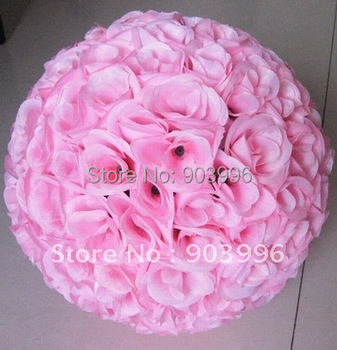 30cm inner kissing ball-flower ball with wedding decoration-park decoration