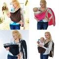 2016 novo design do anel estilingue do bebê/new born cradle/transportador envoltório do bebê/bebê recém-nascido cadeira de alimentação portátil estilingue portador de bebê