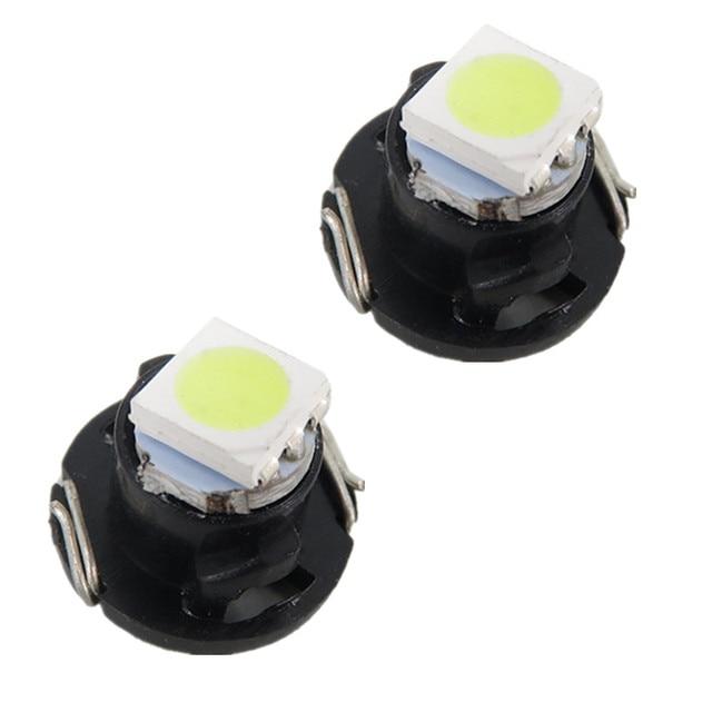 Wljh 10x T4 2 Neo Wedge Led Ac Climate Heater Controls Indicator Bulbs Lamp