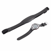 OUTADนาฬิกาดิจิตอลHeart Rate Monitorหน้าอกไร้สายนาฬิกาสปอร์ตชุดกลางแจ้งวิ่งดำน้ำนาฬิกาB Acklightนาฬิกาปลุก