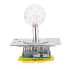 Arcade 6-12V LED joystick Colorful lights Illuminated joysti