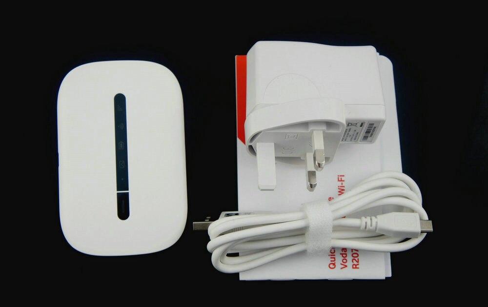 HUAWEI R207 vodafone wifi Router HSDPA+/GSM 3G Mobile Hotspot Router 21Mbps unlocked стоимость