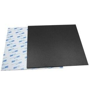 Image 2 - 5pcs 400X250mm 3D Stampa Costruire Superficie sticker foglio di ABS per stampante TEVO Black Widow 3D Quadrato Nero super bastone foglio