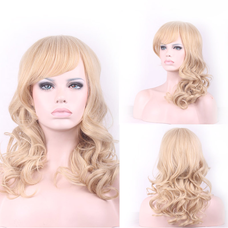 Online Get Cheap Synthetic Wigs Aliexpress Com Alibaba