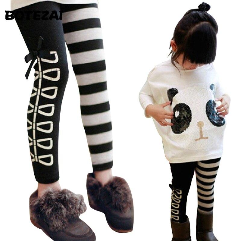 Обувь для девочек детей Костюмы комплект модная одежда для девочек; Блёстки Panda футболка леггинсы в полоску, AB 2 шт. Наборы для ухода за кожей ...