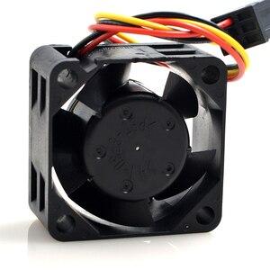 Image 2 - 40 stücke 40*40*20mm 1608KL 05W B39 4020 24 V 0.08A Fanuc Fan Kühlkörper für Für NMB