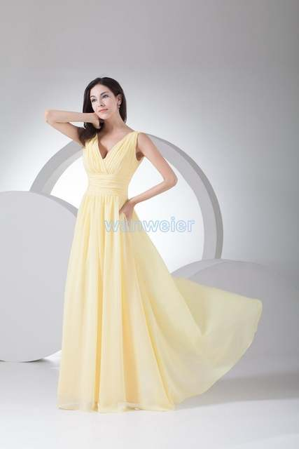 free shipping formal gowns 2016 party dresses pregnant women vestidos dress  dinner long plus size yellow 0b18398fa091