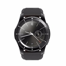 DTNO.1 G8 Full Round 1.3 inch Smart Watch Support