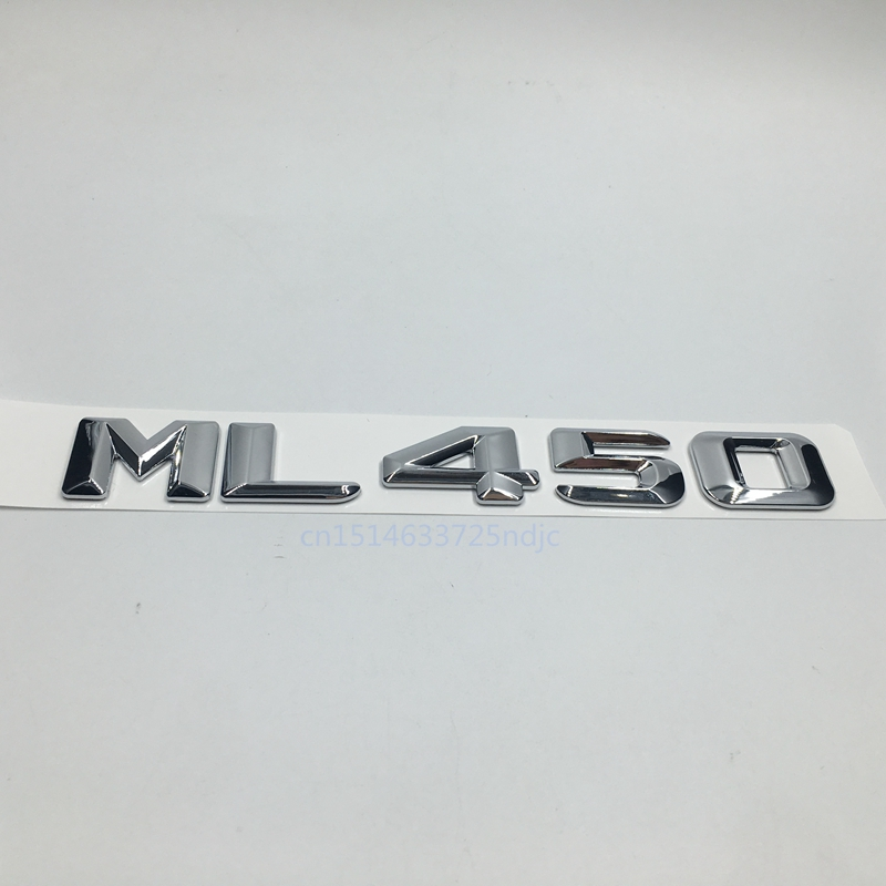 Car Styling Dla Mercedes ML320 ML350 ML400 ML450 ML500 ML550 - Zewnętrzne akcesoria samochodowe - Zdjęcie 5