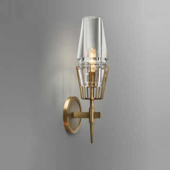 Copper Loft Nordic style American Industry Retro Art Glass Simple Personality Aisle Bedroom Machine Head Wall Lamp Archaize - DISCOUNT ITEM  32% OFF All Category