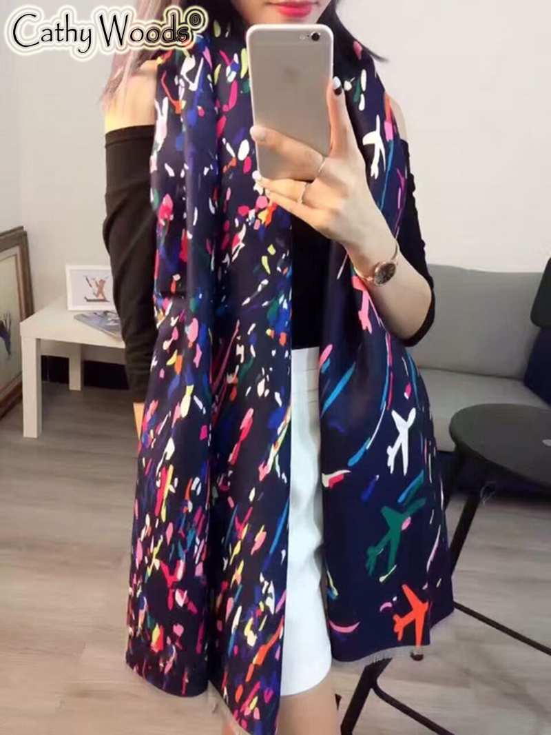 Popular Airplane Scarf-Buy Cheap Airplane Scarf lots from China ...
