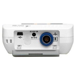 Image 3 - Пульсометр Heal Force Prince 180D, медицинский портативный электрокардиограф для измерения ЭКГ, ЭКГ, сердечного ритма, 3 канала, провод 25 шт.