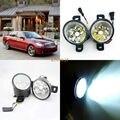 July king 18 w 6 leds h11 led nevoeiro conjunto da lâmpada para infiniti m35 m45 2006 ~ 2010, 6500 K 1260LM LED de Luzes Diurnas