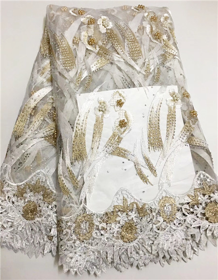 2018 New fashion embroidered lace fabric high quality, French pure lace cinnamon fabric2018 New fashion embroidered lace fabric high quality, French pure lace cinnamon fabric