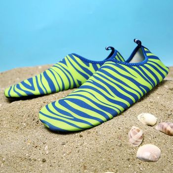 New Men&Women Water Shoes Socks Yoga Exercise Pool Beach Dance Swim Slip Upstream Shoesjj s фото