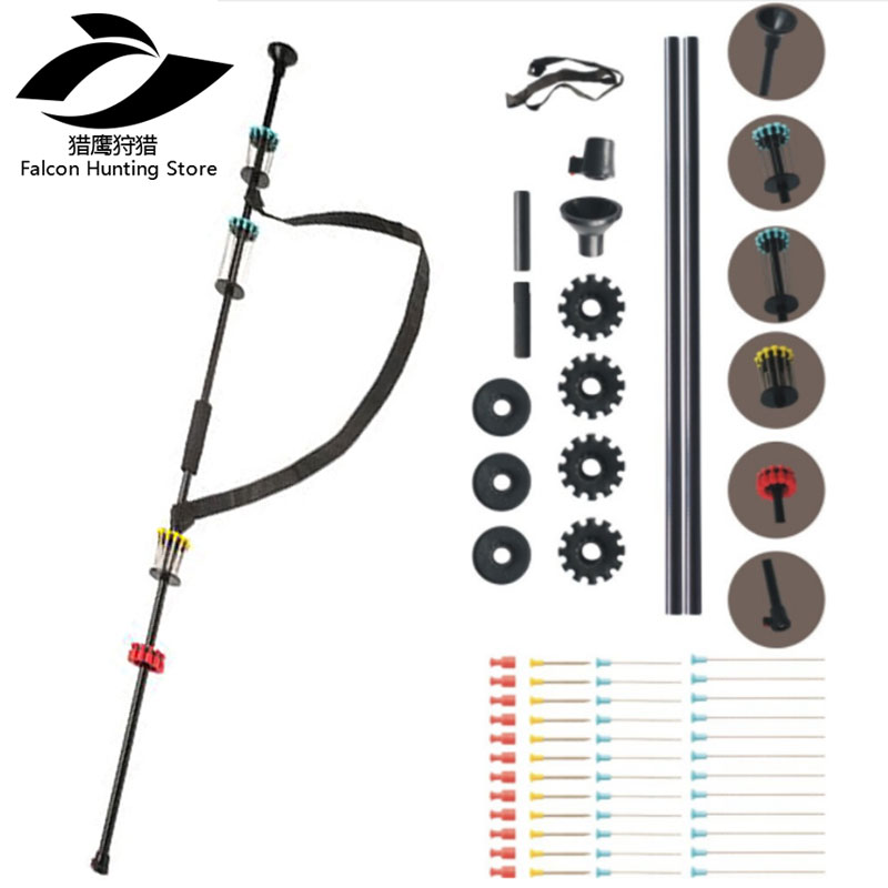 Hunting & Shooting Toy Blowgun / 36'' & 48