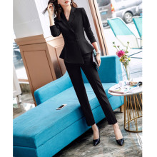 Double Breasted Blazer and Trouser OL Style 2 Suit Set Women