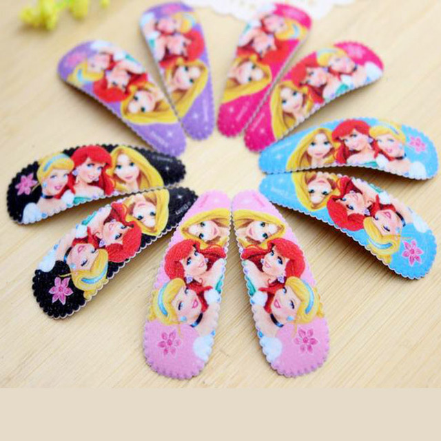 a39736d3990d Sweet Baby Girl Hair Pins Infant Girl Hair Clips Bobby Pins For Kid s Hair  Accessories Mix color