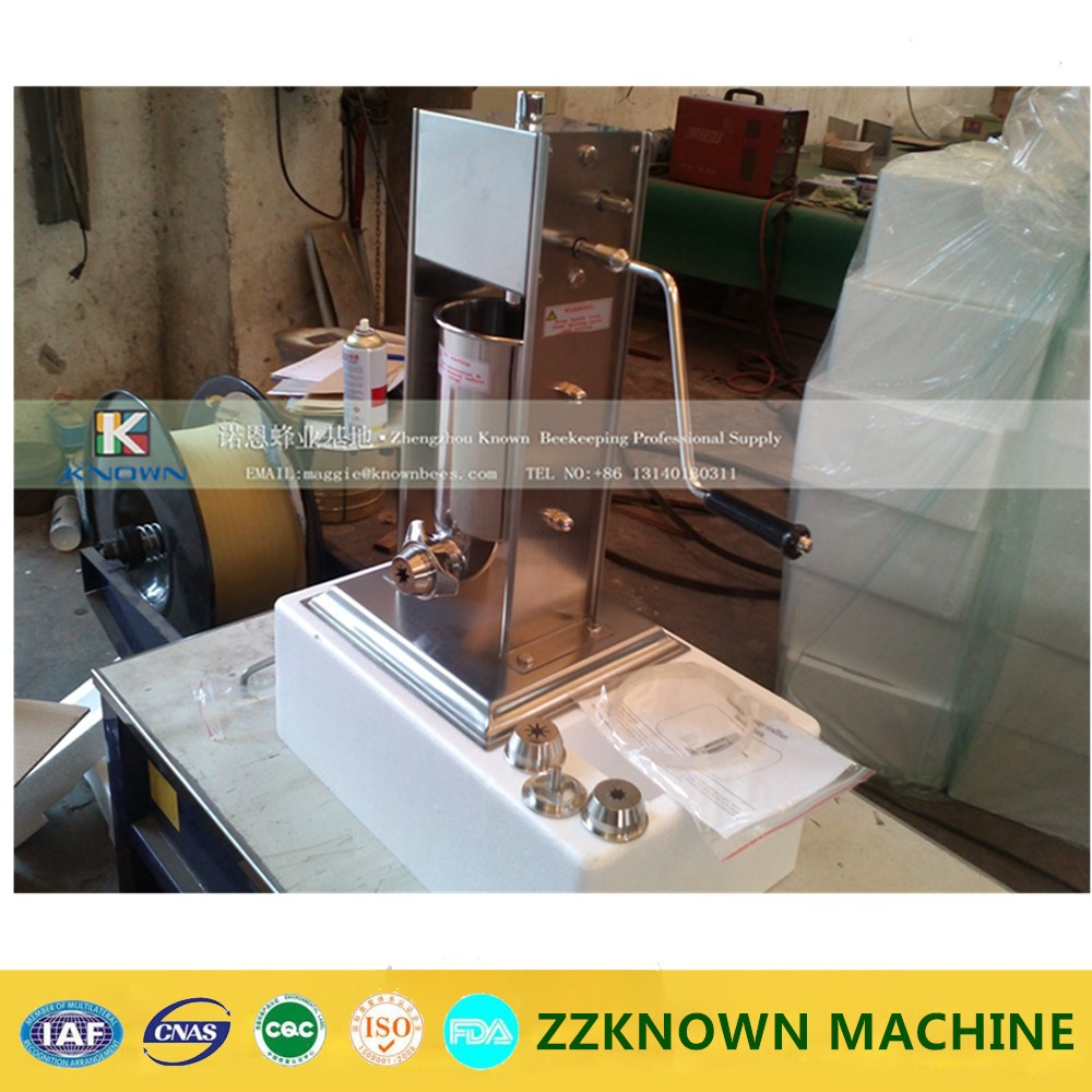 2L stainless stell Spanish churro maker/churro machine/churros equipment stainless steel churros machine spanish churro maker