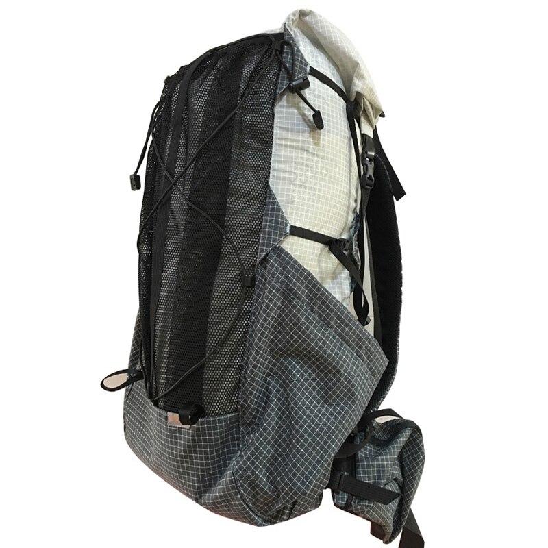 35L 45L Durable ligero senderismo viaje Camping mochila al aire ...