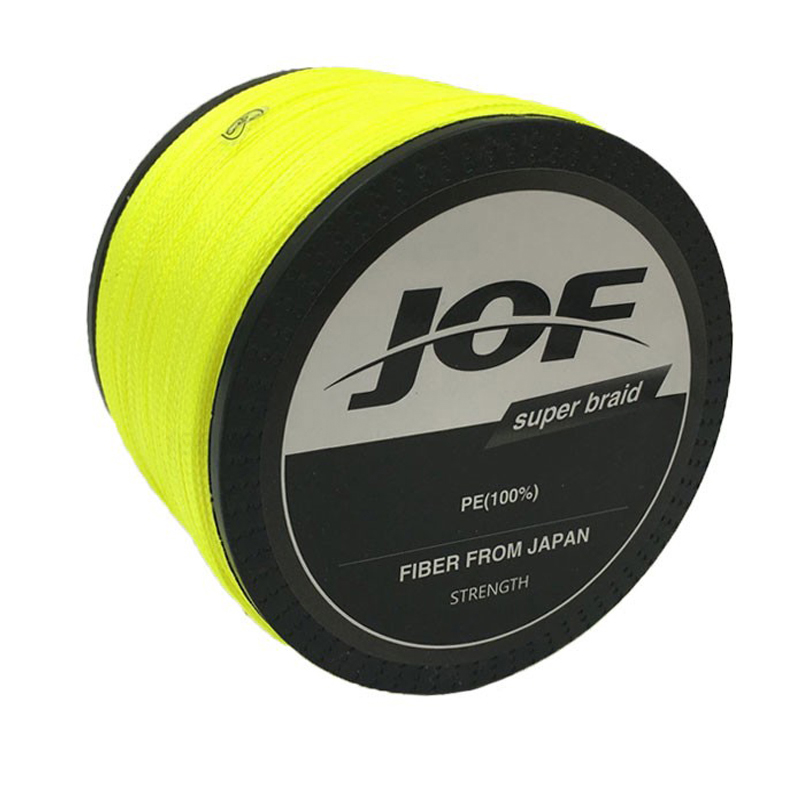 2016 New RU 8STRANDS 1000M JOF Super Strong Japan Multifilament PE Braided Fishing Line peche 15 20 40 60 80 120 150 200LB 8PLYS piscifun 500m pe braided fishing line 10lb 20lb 25lb 30lb 40lb 45lb 50lb 60lb 80lb multifilament fishing line