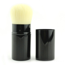 New Professional Retractable Brush Powder Makeup Brush Free Shipping free shipping new brush 3 armed