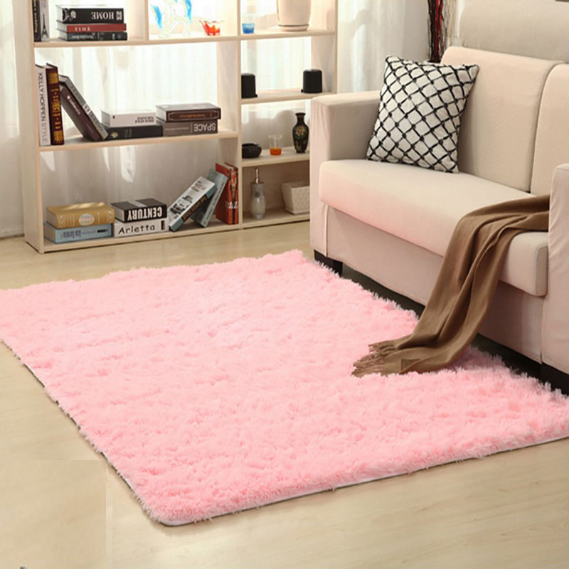120cm X 160CM Hot Sale Fashion Plush Shaggy Soft Carpet For Living ...