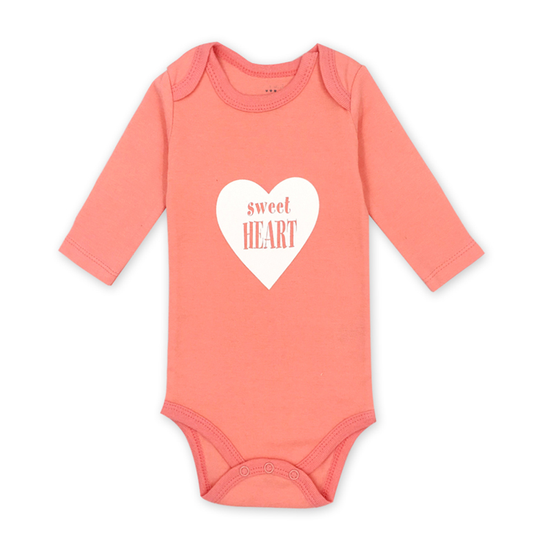 Free Shipping Baby Bodysuits Boy Girl Cotton Clothes Newborn Infant Toddler Long Sleeve Spring Summer Baby Bodysuit in Bodysuits from Mother Kids