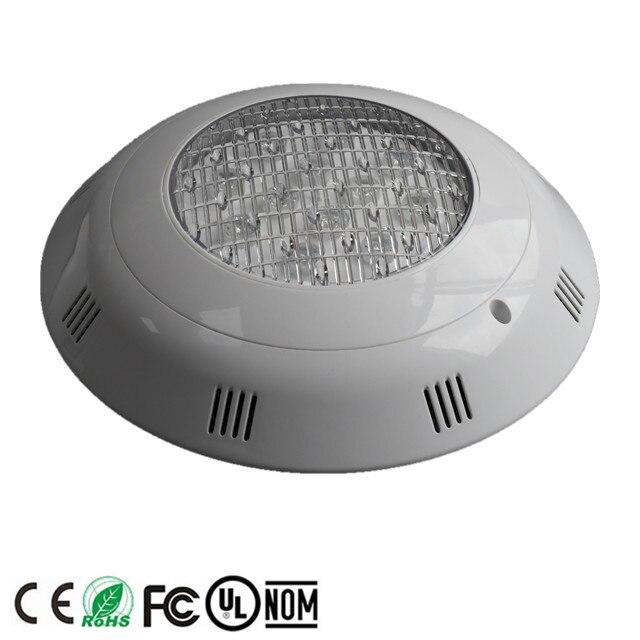 Lampe de bassin de fontaine de lumière sous-marine de piscine de rvb de la Surface 9 W 12 V LED très brillante avec la livraison gratuite à télécommande