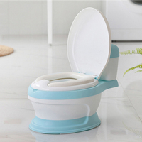 Extra large children's toilet baby girl toilet baby simulation urinal child toddler male potty