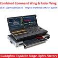 2017 DMX Controlador Dot.2 Combinado MA onPC Asa Asa Comando e Fader Console de DMX Profissional Equipamentos Luzes do Palco DJ Discoteca