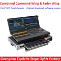 2017 DMX Controller Dot.2 Combined MA onPC Command Wing and Fader Wing Professional DMX Console Stage Lights Equipment DJ Disco