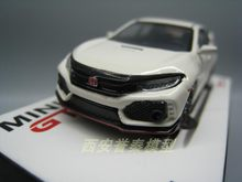 T SM MINI GT 1:64 Honda Civic Type R FK8 alloy model Car Diecast Metal Toys Birthday Gift For Kids Boy other(China)