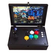 10 дюймовый мини Аркадный Игровой Автомат pandora box 2222 в