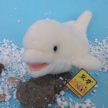 Marine animal large 59cm cute dolphin plush toy throw pillow birthday gift b4827